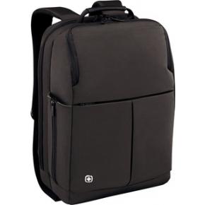 """Wenger, Reload 14"""" Laptop Backpack with Tablet Pocket, Grau(R)"""