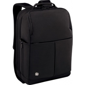 "Wenger, Reload 16"" Laptop Backpack with Tablet Pocket, schwarz (R)"