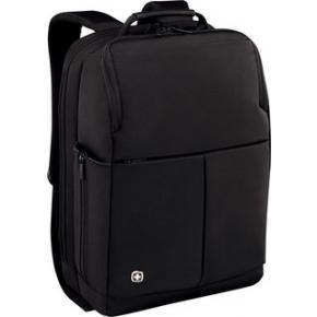 """Wenger, Reload 16"""" Laptop Backpack with Tablet Pocket, schwarz (R)"""