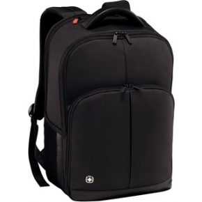 Wenger, Link 16` Laptop Backpack, schwarz (R)