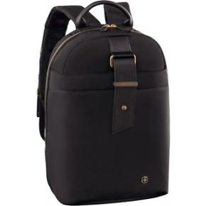 Wenger, Alexa 16 Damen Laptop-Rucksack mit Tabletfach, Schwarz