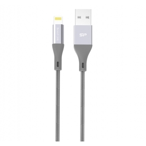 Nylon data transfer cable LK30 Lightning Quick Charge 3.0
