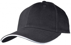 6 Panel Sandwich-Baseball-Cap