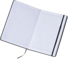 A5 Notizbuch mit linierten Seiten