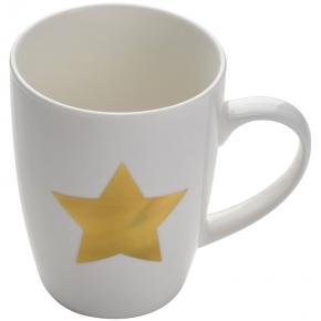 Becher mit Sterndruck 300 ml