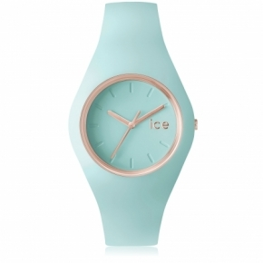 Armbanduhr ICE glam pastel-Aqua-Medium