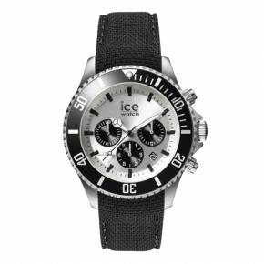 Armbanduhr ICE steel-Black-Large-CH(L)