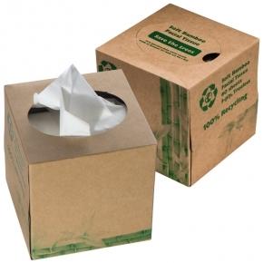 Eine Schachtel von Taschentüchern ALASSIO