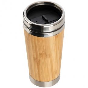Becher aus Bambus
