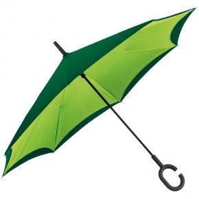 Umgekehrter Regenschirm