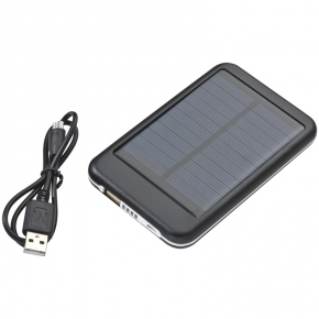 Solar Power Bank 4000 mAh