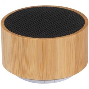 Bluetooth-Lautsprecher mit Bambusbeschichtung