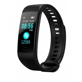 Smartband with heart rate monitor