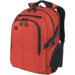 Victorinox Pilot 16` / 41 cm Laptop Backpack with Tablet Pocket Red