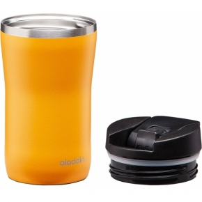 ALADDIN CAFE THERMAVAC LEAK-LOCK STAINLESS STEEL MUG 0,25 L