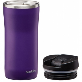 ALADDIN MOCCA THERMAVAC LEAK-LOCK STAINLESS STEEL MUG 0,35 L
