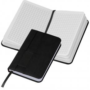 Notizbuch mit Steckfach A6