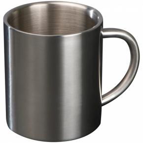 Tasse aus Metall
