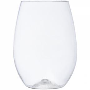 Transparenter Trink-Becher St. Tropez