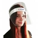 Gesichtsschutz aus Polycarbonat