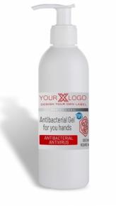 Antibakterielles Gel mit PUMP 250ml