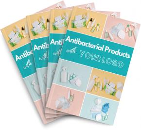 Catalogue produits Antibactériens