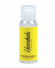 Antibakterielles Gel Flip-Top 30ml