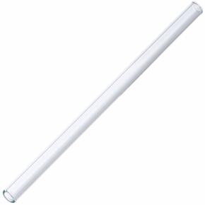 Glastrinkhalmen 15 cm