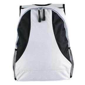 P-600D Sports backpack, side pockets