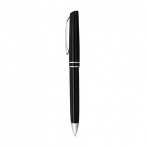 Metal ball pen, with 2 rings