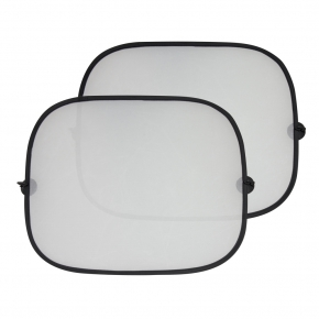 Sublimation car sunshade for side window (pair)