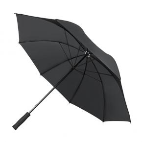P-190T manual golf umbrella windproof, with EVA handle