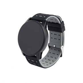 Smart band with round display