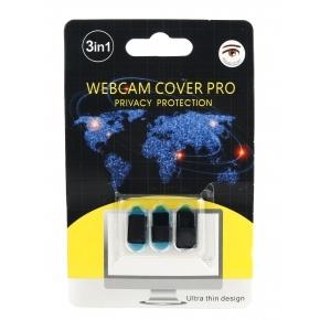 Webcam Cover 3-Pack